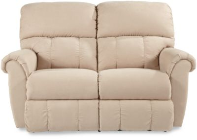 La-Z-Boy Briggs Cream Full Reclining Loveseat