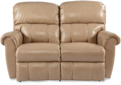 La-Z-Boy Briggs Leather Full Reclining Loveseat
