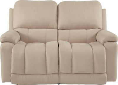 La-Z-Boy Greyson Cream Reclining Loveseat