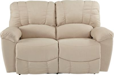 La-Z-Boy Hayes Cream Reclining Loveseat