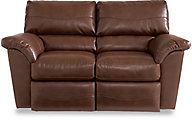 La-Z-Boy Reese Chocolate Power Reclining Loveseat