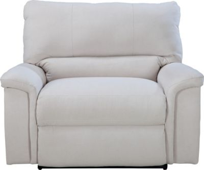 La-Z-Boy Aspen White Lay-Flat Recliner