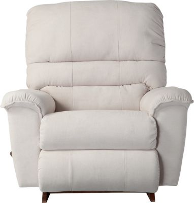 La-Z-Boy Vince White Rocker Recliner