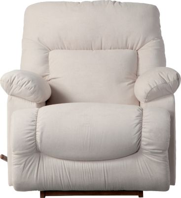 La-Z-Boy Asher White Rocker Recliner