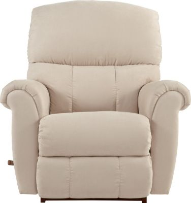 La-Z-Boy Briggs Cream Rocker Recliner