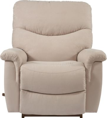 La-Z-Boy James White Rocker Recliner