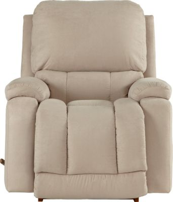 La-Z-Boy Greyson Cream Rocker Recliner
