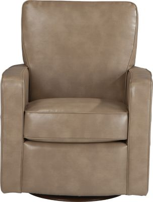 La-Z-Boy Midtown Tan Swivel Chair