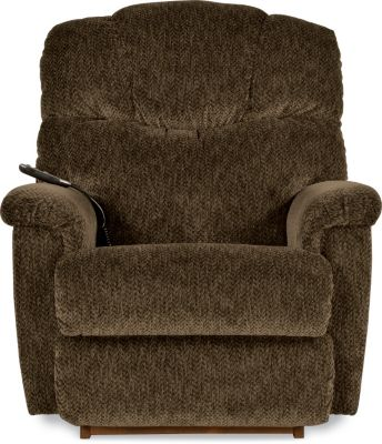 La-Z-Boy Lancer Chocolate Power Rocker Recliner w/Hand Wand