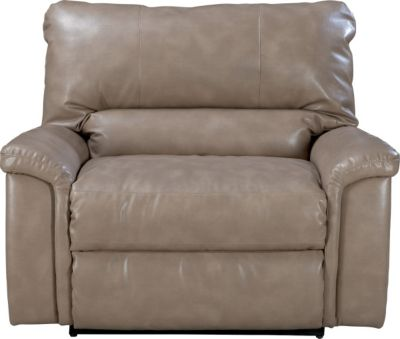 La-Z-Boy Aspen Tan Bonded Leather Recliner