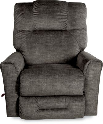 La-Z-Boy Easton Gray Rocker Recliner