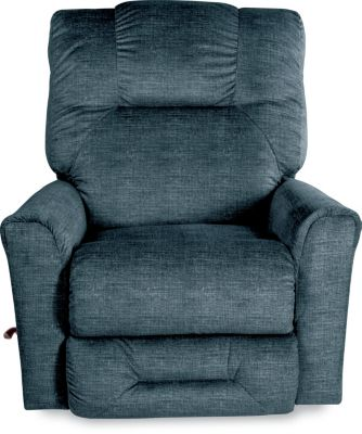 La-Z-Boy Easton Blue Rocker Recliner