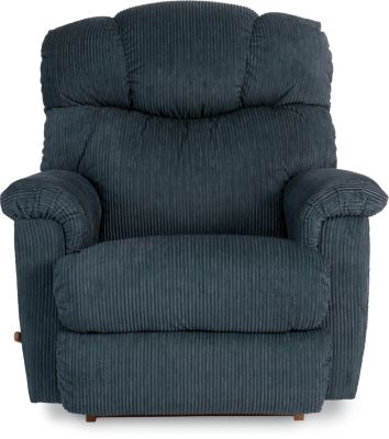 La-Z-Boy Lancer Navy Rocker Recliner