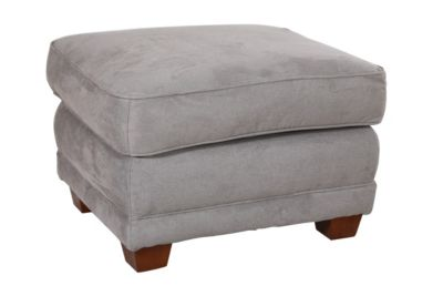 La-Z-Boy Kennedy Dove Gray Ottoman