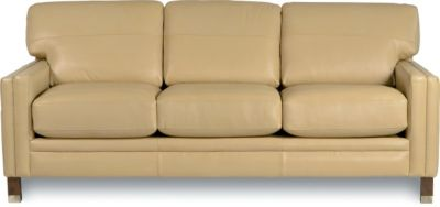 La-Z-Boy Uptown 100% Leather Sofa