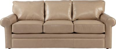 La-Z-Boy Collins 100% Leather Sofa