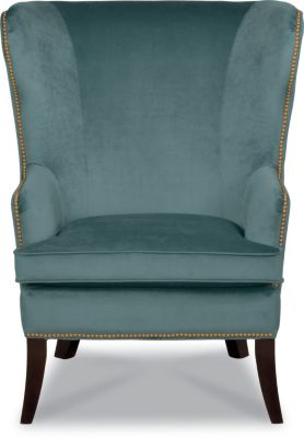 La-Z-Boy Moscato Teal Wing Chair
