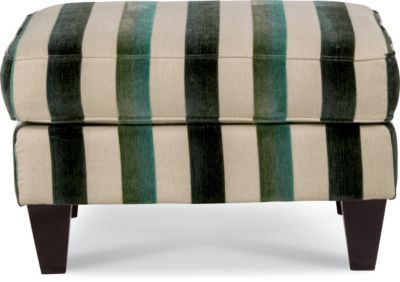 La-Z-Boy Gatsby Striped Ottoman