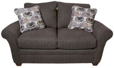 La-Z-Boy Natalie Gray Loveseat
