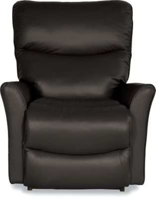La-Z-Boy Rowan Black Leather Power Rocker Recliner