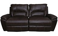 La-Z-Boy Charger Leather Power Reclining Sofa
