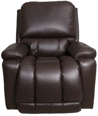 La-Z-Boy Greyson Brown Left-Hand Rocker Recliner