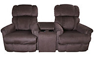 La-Z-Boy Pinnacle Reclining Loveseat with Console