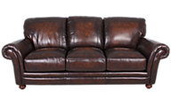 La-Z-Boy William 100% Leather Sofa