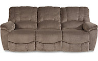 La-Z-Boy Hayes Tan Power Reclining Sofa
