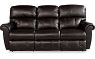 La-Z-Boy Briggs Leather Power Reclining Sofa