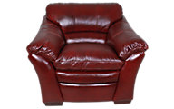 La-Z-Boy Burton 100% Leather Chair
