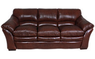 La-Z-Boy Burton 100% Leather Sofa