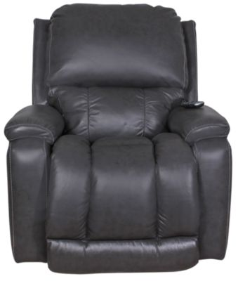 La-Z-Boy Greyson 100% Leather Power Rocker Recliner