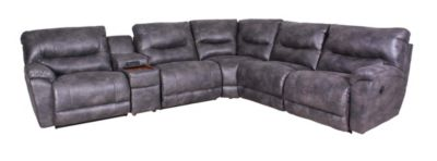 La-Z-Boy Dawson 6-Piece Reclining Sectional