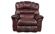 La-Z-Boy Crandell 100% Leather Rocker Recliner