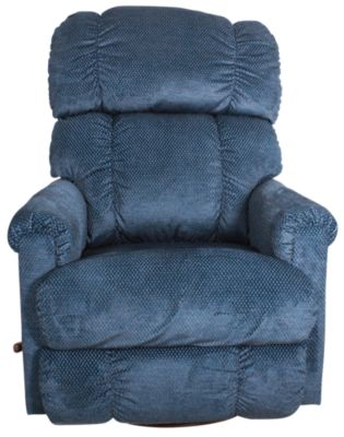 La Z Boy Pinnacle Swivel Rocker Recliner Homemakers