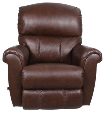 La-Z-Boy Briggs Leather Rocker Recliner