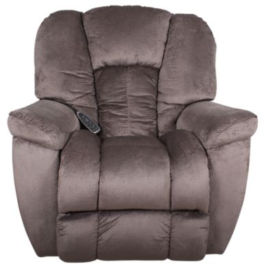 La Z Boy Maverick Power Rocker Recliner Homemakers Furniture