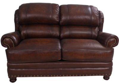 La-Z-Boy Jamison 100% Leather Loveseat
