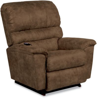 La-Z-Boy Vince Power Rocker Recliner with Hand Wand