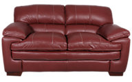 La-Z-Boy Dexter 100% Leather Loveseat