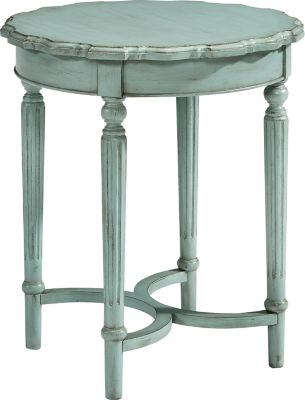 Magnolia Home French Inspired Round End Table