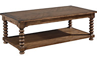Magnolia Home Traditional White Oak Coffee Table
