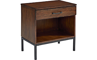 Magnolia Home Industrial Nightstand