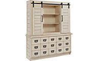 Magnolia Home Farmhouse Hutch & Buffet