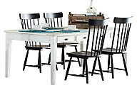 Magnolia Home Farmhouse Table & 4 Chairs