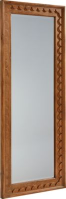 Magnolia Home Farmhouse Floor Mirror