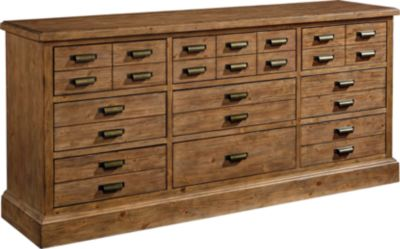 Magnolia Home Primitive Hardware Shop Dresser
