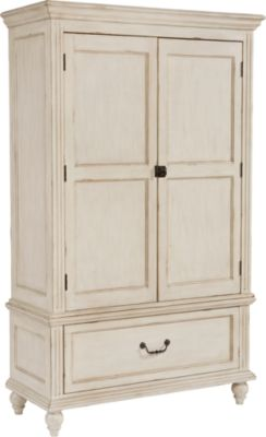 Magnolia Home Primitive Linen Press Chest