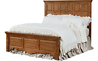 Magnolia Home Farmhouse King Mantel Bed